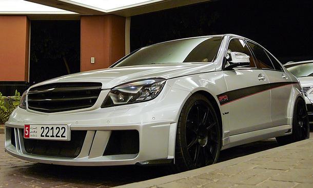 Mercedes C-Klasse von GAD