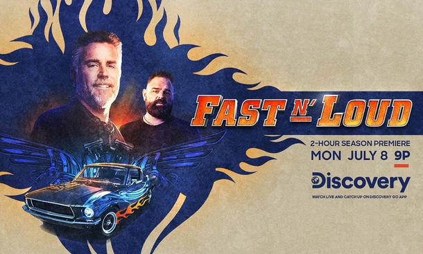 Gas Monkey Garage: Fast'n Loud