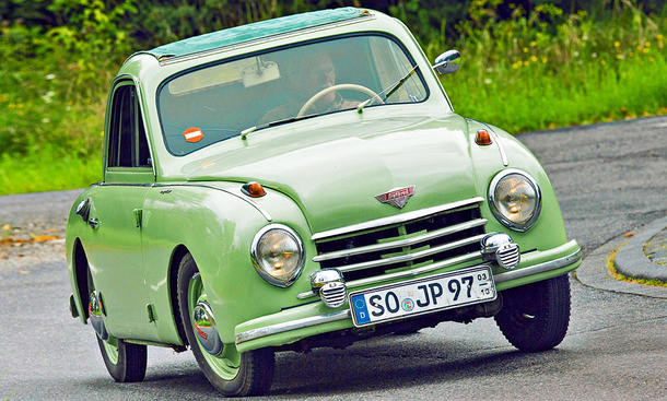 Gutbrod Superior 700 E: Classic Cars