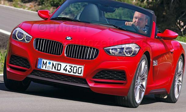 BMW dreht auf: Auf Basis des 1er BMW könnte bald ein neuer Roadster kommen