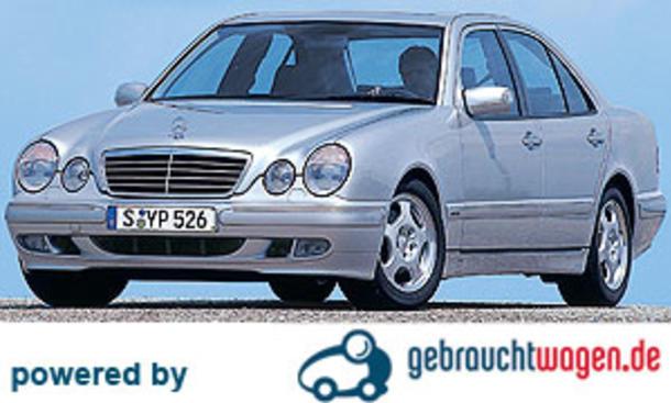 Gebrauchtwagen-Tipp: Mercedes E-Klasse (W 210)