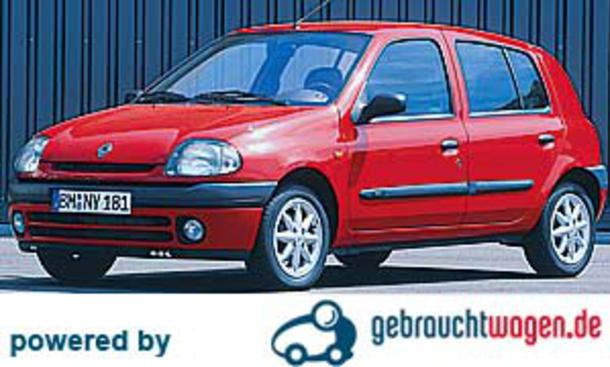 gebrauchtwagen tipp renault clio. Black Bedroom Furniture Sets. Home Design Ideas