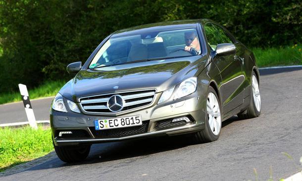 mercedes e 250 cdi blueefficiency coupé | autozeitung.de