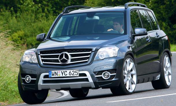 Lorinser Mercedes Glk 350 Cdi