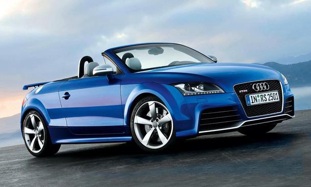 Hersteller-Tuning: Audi TT RS Roadster