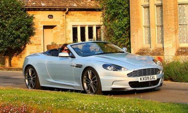 Aston Martin DBS Volante - kein Englisch für Anfänger