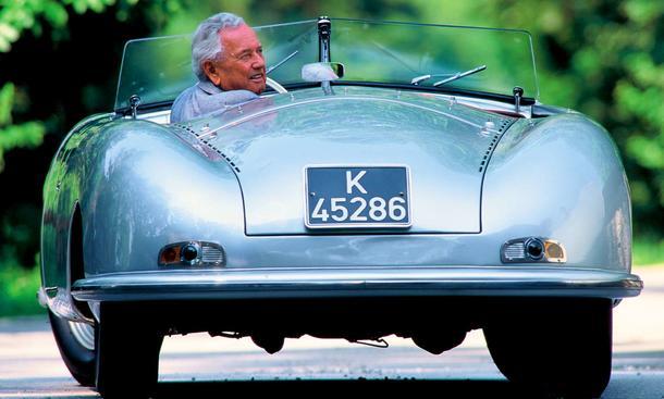 Faszination Auto: 100 Jahre Ferry Porsche