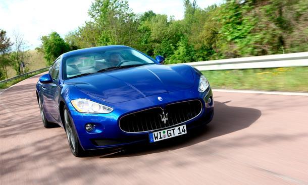 Maserati veredelt die sehr feine Modellpalette mit dem GranTurismo S Automatic