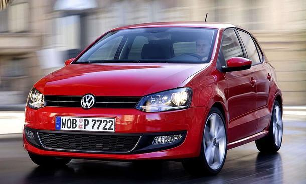 Der neue VW Polo V
