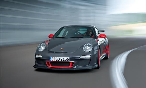 Neuvorstellung: Der neue Porsche 911 GT3 RS ist ein echter Renner