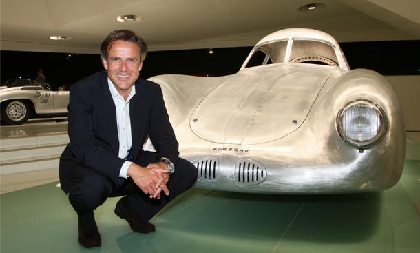 Porsche-Design: Begegnung mit Porsche-Chefdesigner Michael Mauer