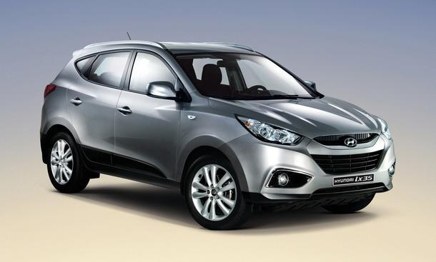 IAA-Neuheiten: Hyundai ix35