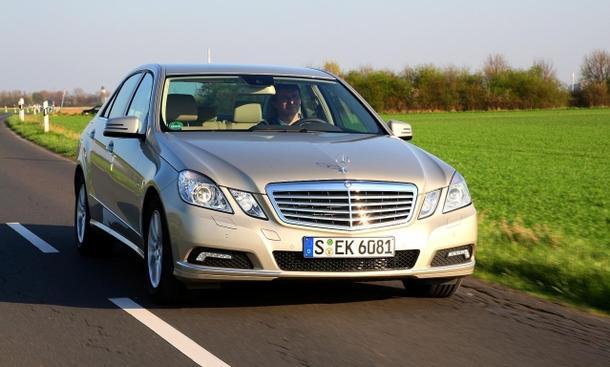Restwerterhalt: Mercedes E 250 CDI