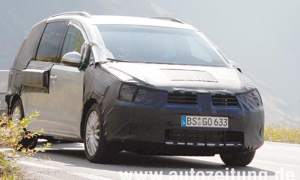 <b>Der neue VW Sharan</b><br />©scoopy