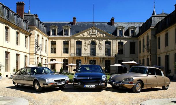 Faszination Auto: Citroën DS, CX und C6