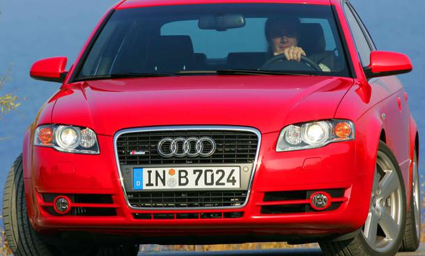 Top 5 Gebrauchte: Audi A4