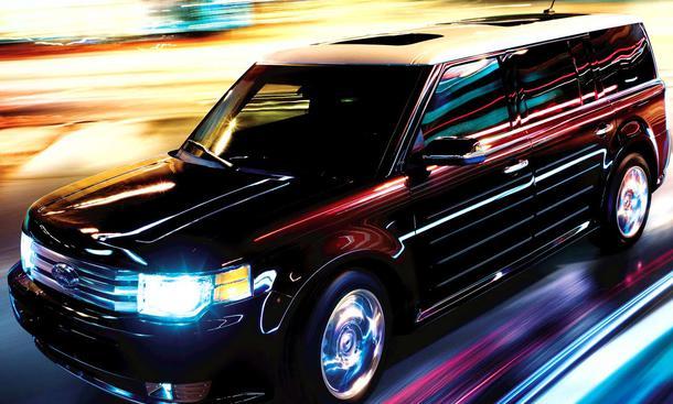 US-Crossover: Ford Flex
