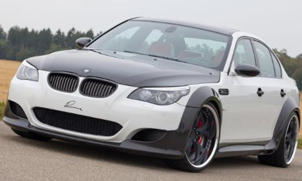 Tuning-News: Lumma CLR 730 RS