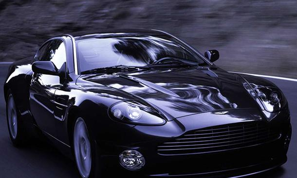 Aston Martin Vanqish S