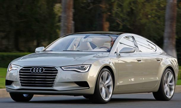 Neuheit in der Oberklasse: Modellreihe Audi A7