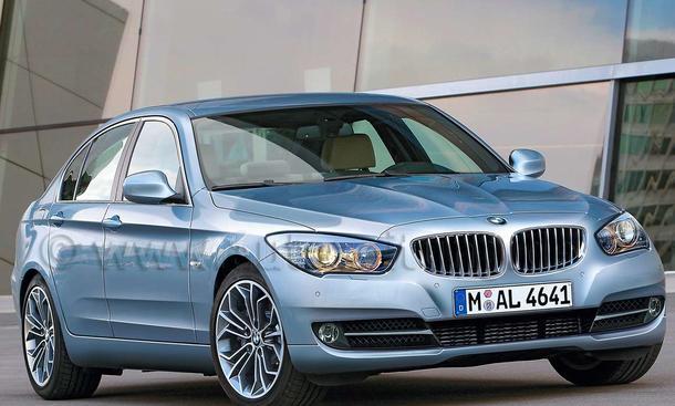Neue Mittelklasse: BMW 3er
