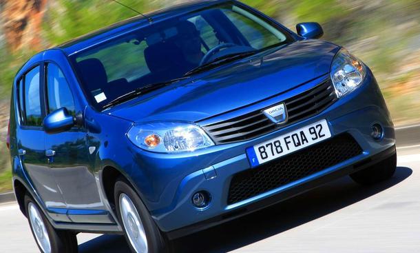 Dacia Sandero - ab 6990 Euro