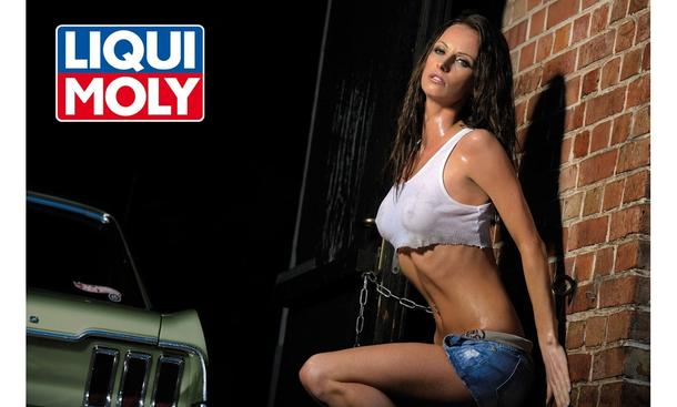 Tuning: Die Liqui Moly-Girls - Erotik-Kalender 2010