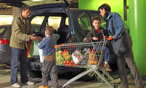 Ratgeber - Gebrauchtwagen für Familien