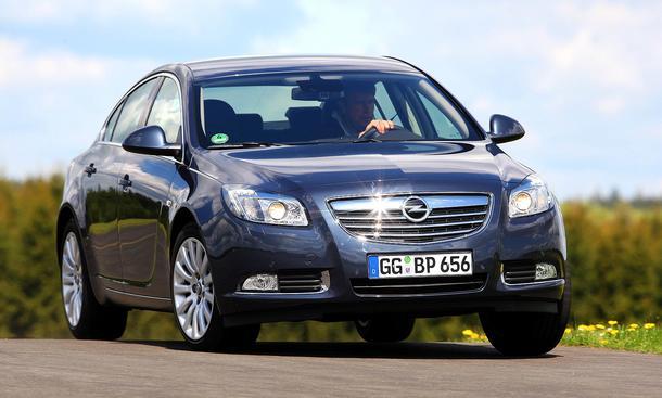 Im Markenvergleich: Opel Insignia 2.0 CDTI gegen Ford Mondeo 2.2 TDCi