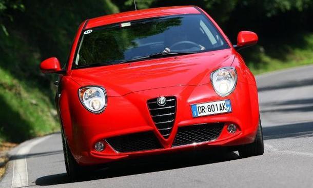 Gewinnt die Wahl zum Gay Car of the Year 2009: Alfa Romeo MiTo