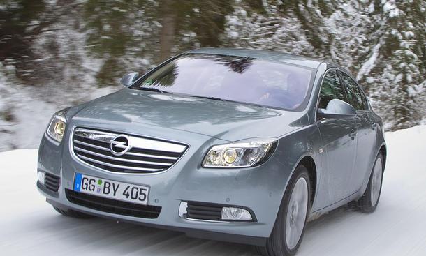 Im Fahrbericht: Opel Insignia 2.8 V6 Turbo 4x4 – Allradler mit 260 PS