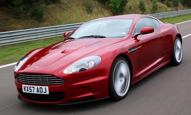 Schnelle Serienautos: Aston Martin DBS