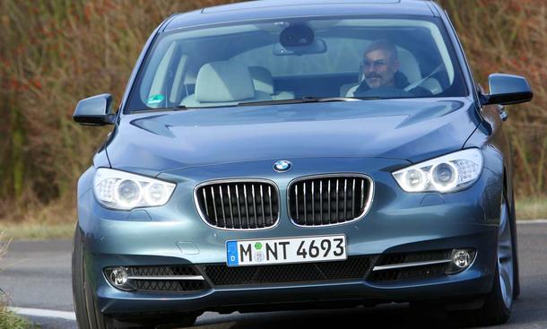 Oberklasse-Diesel: BMW 530d Gran Turismo im Vergleichstest