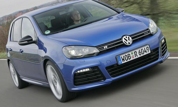 Sportwagen Special: VW Golf R im Fahrbericht