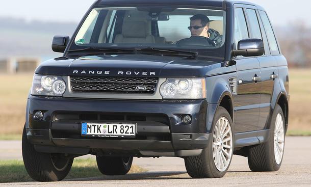 Im Kurztest: Dreiliter-Biturbo-Diesel Range Rover Sport 3.0 TDV6