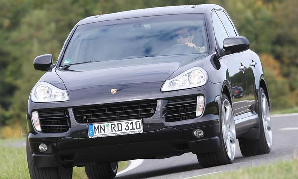 Tuning-News: RUF Porsche Cayenne Diesel mit 310 PS im Fahrbericht