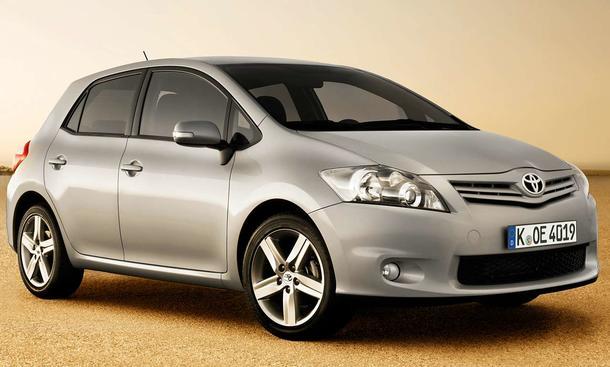 Toyota Auris Facelift - Premiere auf dem Genfer Autosalon