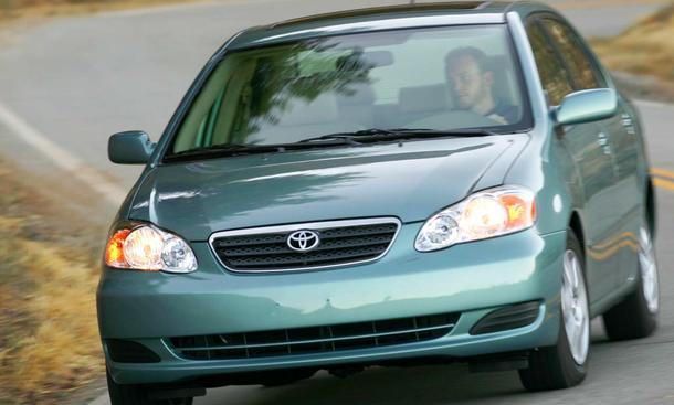 Erst das Gaspedal, jetzt gibt es erste Beschwerden über die Lenkung bei dem Modell Corolla