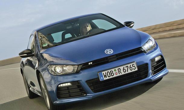 Frontantriebs-Sportler VW Scirocco R im ersten Fahrbericht