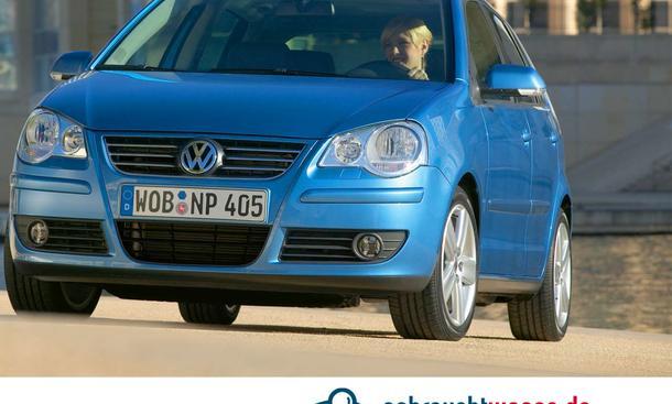 Gebrauchtwagen-Tipp VW Polo