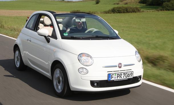 Auto-News: Der neue Fiat 500C ist European Gay Car of the Year 2010