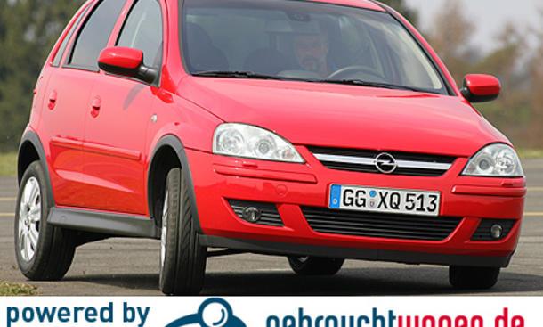 Gebrauchtwagen des Monats: Opel Corsa C