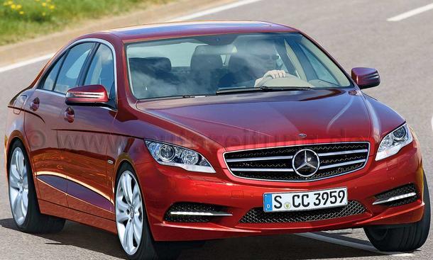 Die neue Mercedes C-Klasse kommt 2013 mit mehr Dynamik in Blech und Fahrwerk