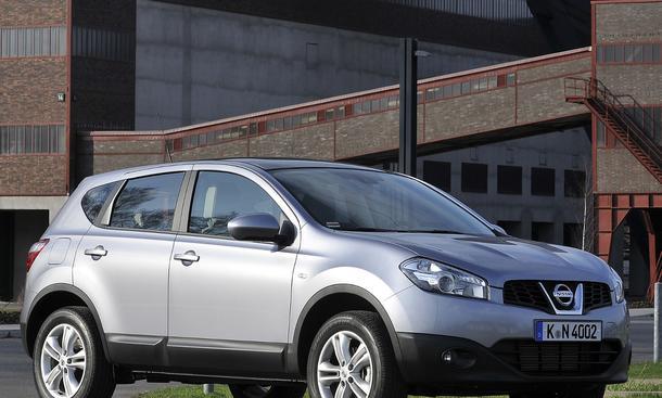Neuzulassungen im ersten Quartal 2010: Nissan / Infiniti ist Spitzenreiter bei den Importmarken
