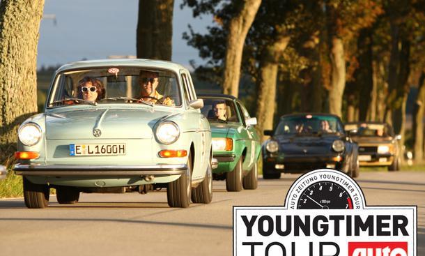 Youngtimer Tour: Am 3. Juli findet in der Eifel die erste Youngtimer Rallye der AUTO ZEITUNG statt