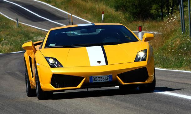 Lamborghini gehört seit 1998 zur Audi AG, die wiederum zum VW-Konzern gehört