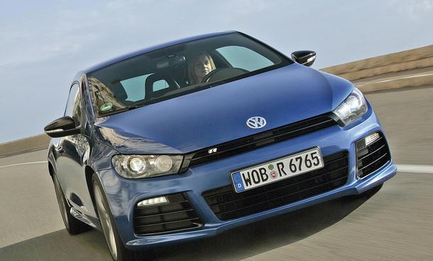 VW-Konzernmodelle Teil 4: Den neuen VW Scirocco gibt es auch als sportliches R-Modell