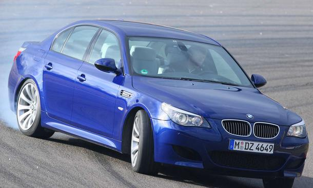 BMW M5: kein V10 mehr