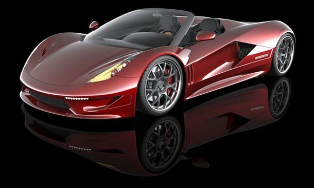 Mit 2000 PS auf über 480 km/h: Der neue Dagger GT von TranStar Racing kostet rund 360.000 Euro