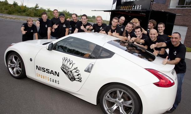 Nissan Sportscar Battle: 38 Teilnehmer gaben alles, 10 dürfen im September zum Nürburgring